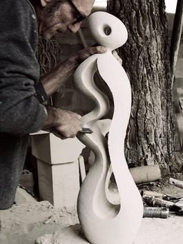 Sculpture CLYTO