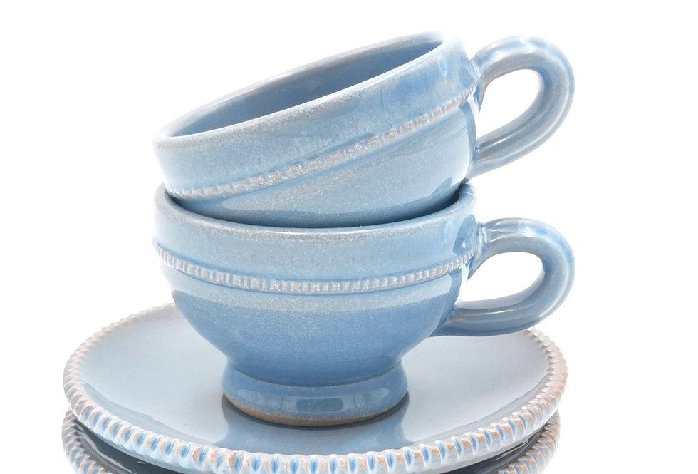 Tasses & soucoupes | Bleu ciel | à partir de 21 €