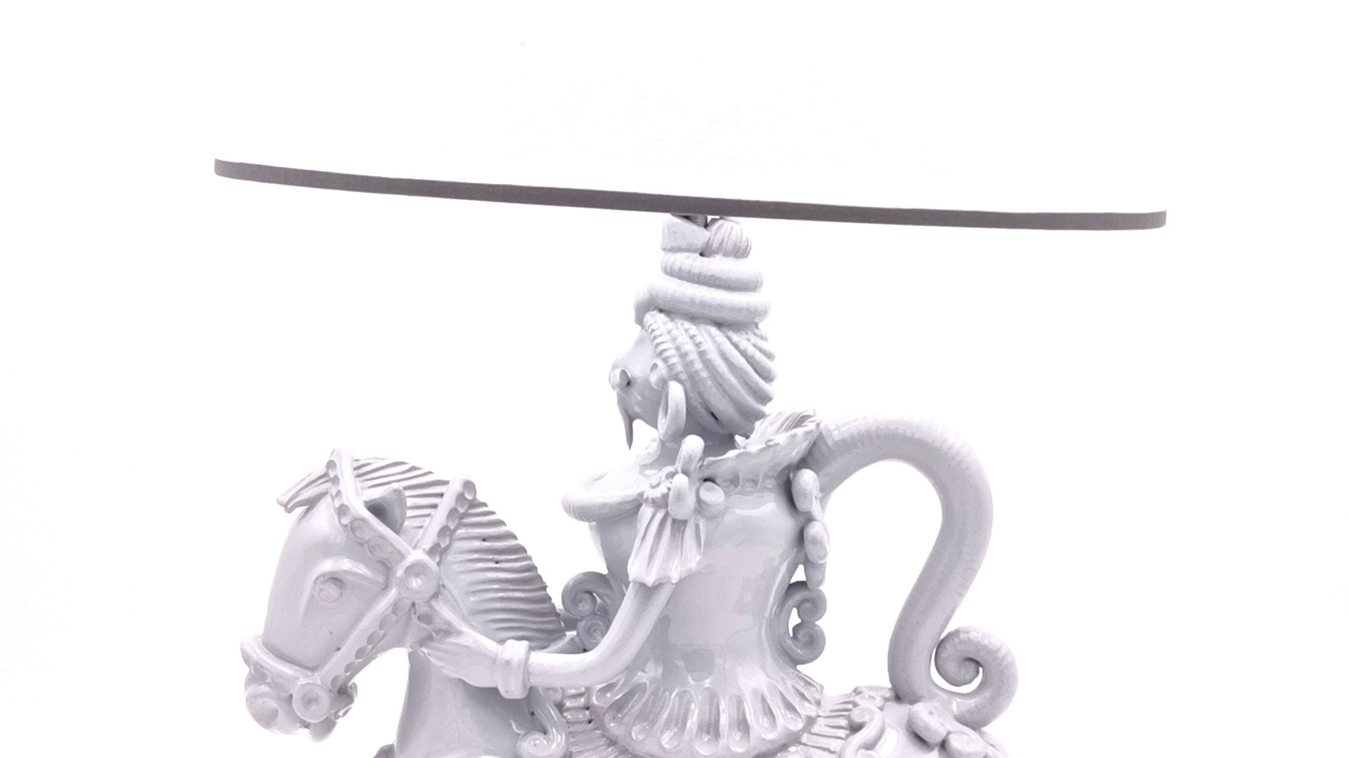 Lampe Cavalier Classique