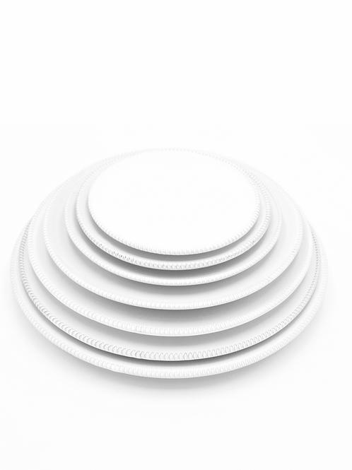 Assiettes plates | Couleur personnalisée | à partir de 18 €