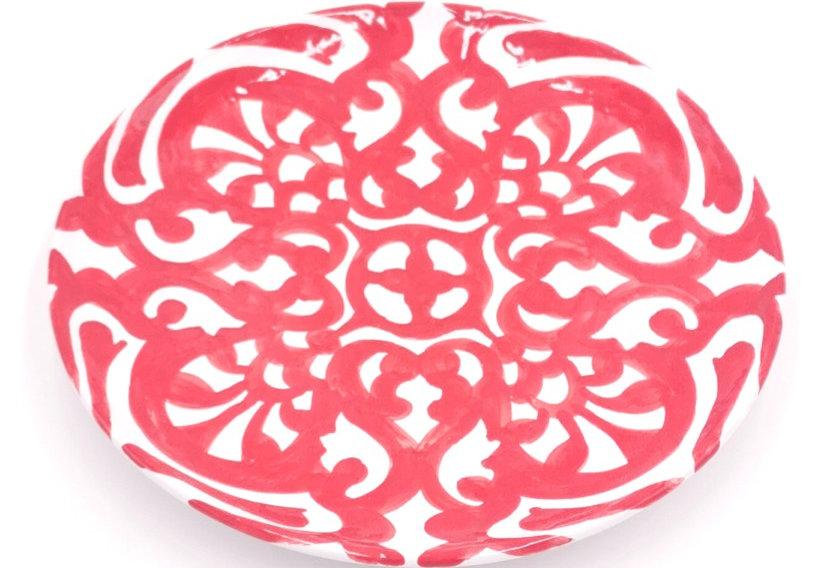 Assiettes plates | Baroque | Rouge | à partir de 18 €