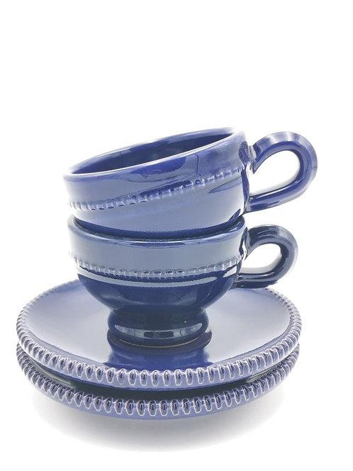 Tasses & soucoupes | Bleu nuit | à partir de 23 €