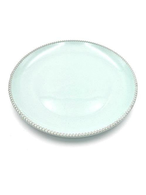 Assiettes plates | Vert d'eau | à partir de 17,5 €