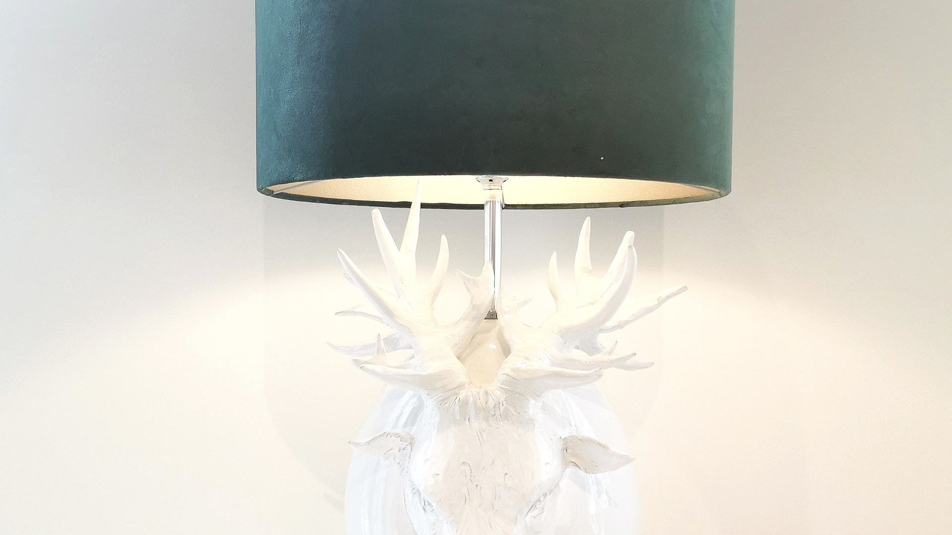 Lampe Tête de Cerf