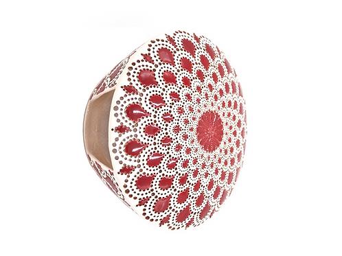 Applique Ronde | Colori di Puglia Rouge | à partir de 900 €