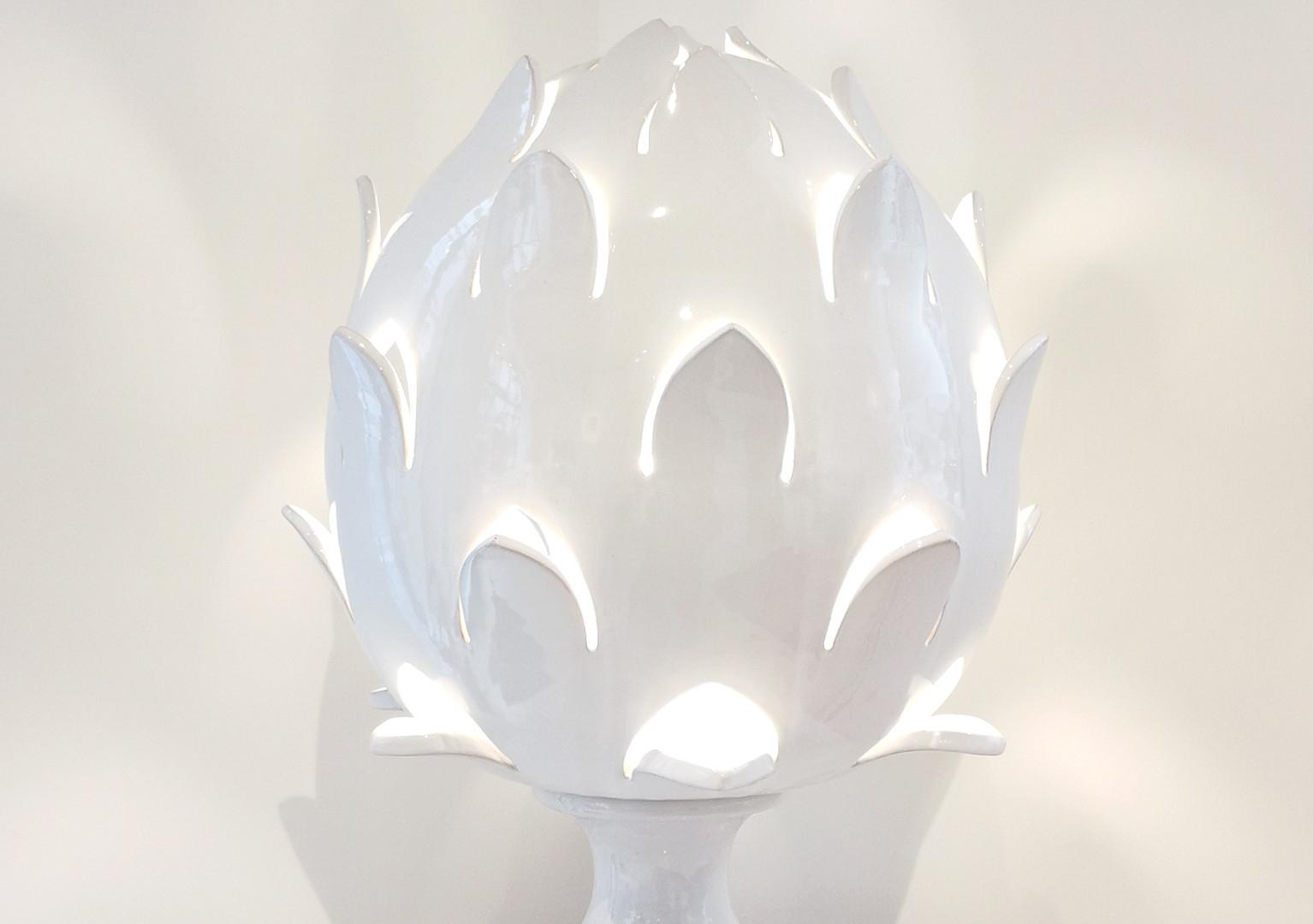 Lampe Pumo Écailles