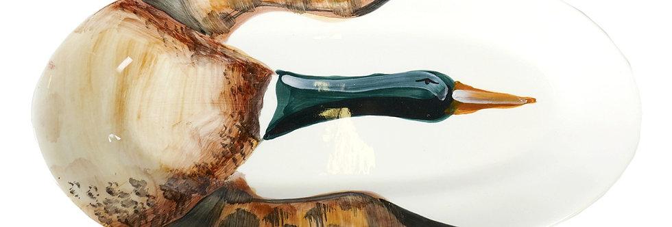 Grand plat ovale   COLVERT   82 €