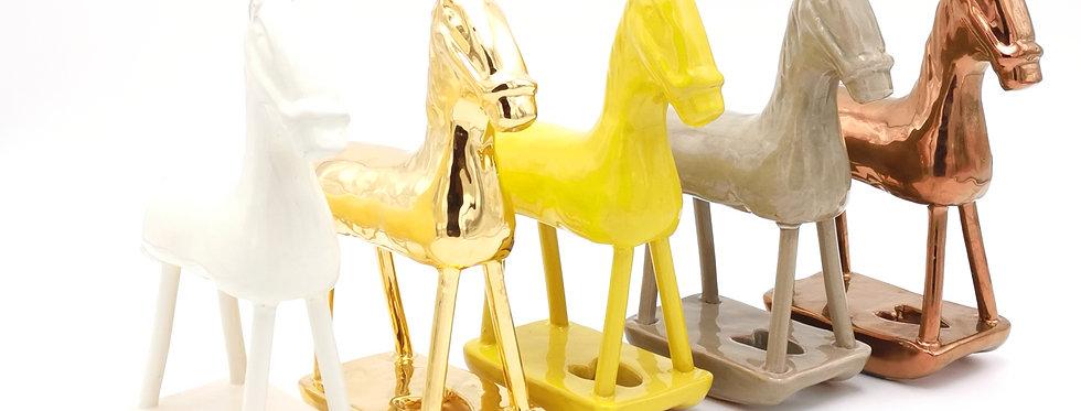 Cheval à Bascule | Métallisé | 350 €