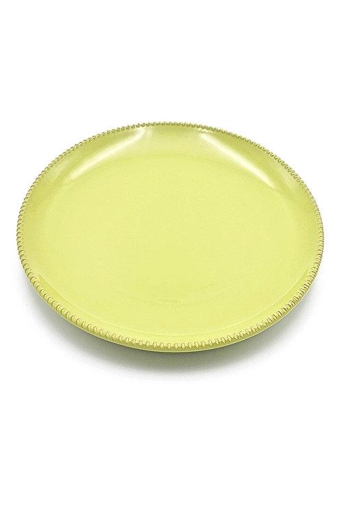 Assiettes plates | Vert Acide | à partir de 17,5 €