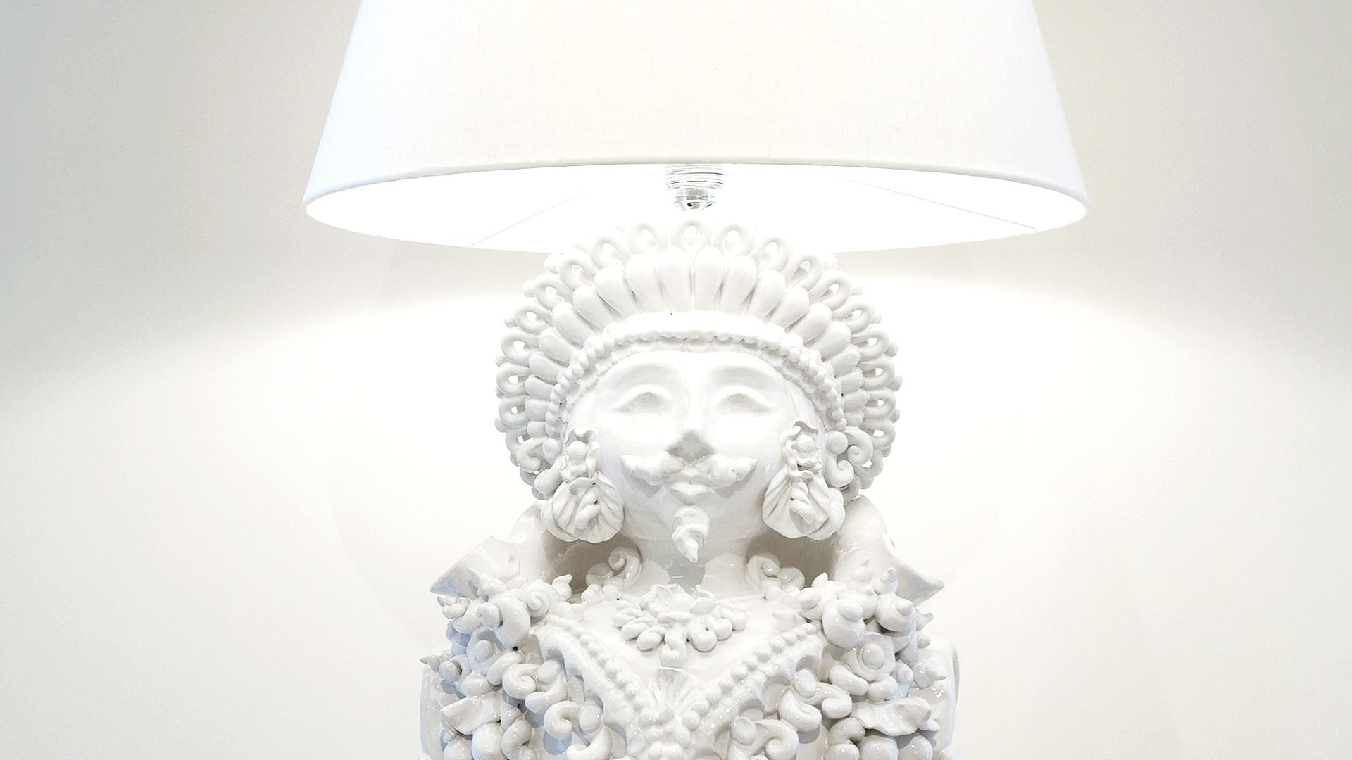 Lampe Poupée Classique