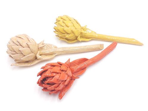 Artichauts | Orange | Miel | Jaune | à partir de 150 €