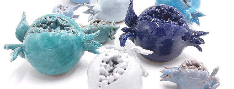 Grenade   Emeraude   Gris perle   Nuances de bleus   à partir de 20 €