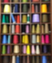 Produits textiles, coton, cachemire Loro Piana, laine sarde, fait main, Italie, Galerie des Lyons