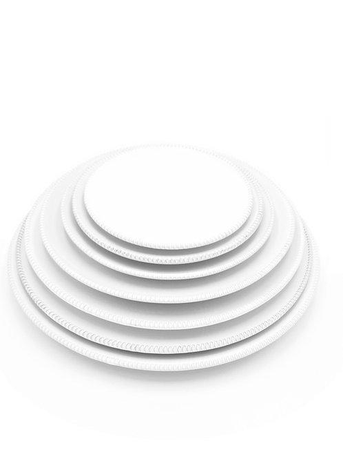 Assiettes plates | Splash personnalisé | à partir de 23,5 €