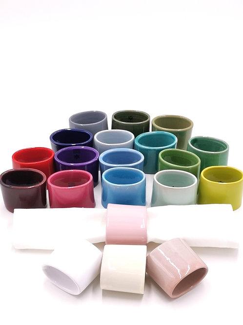 Ronds de serviettes | Colori di Puglia | à partir de 14 €