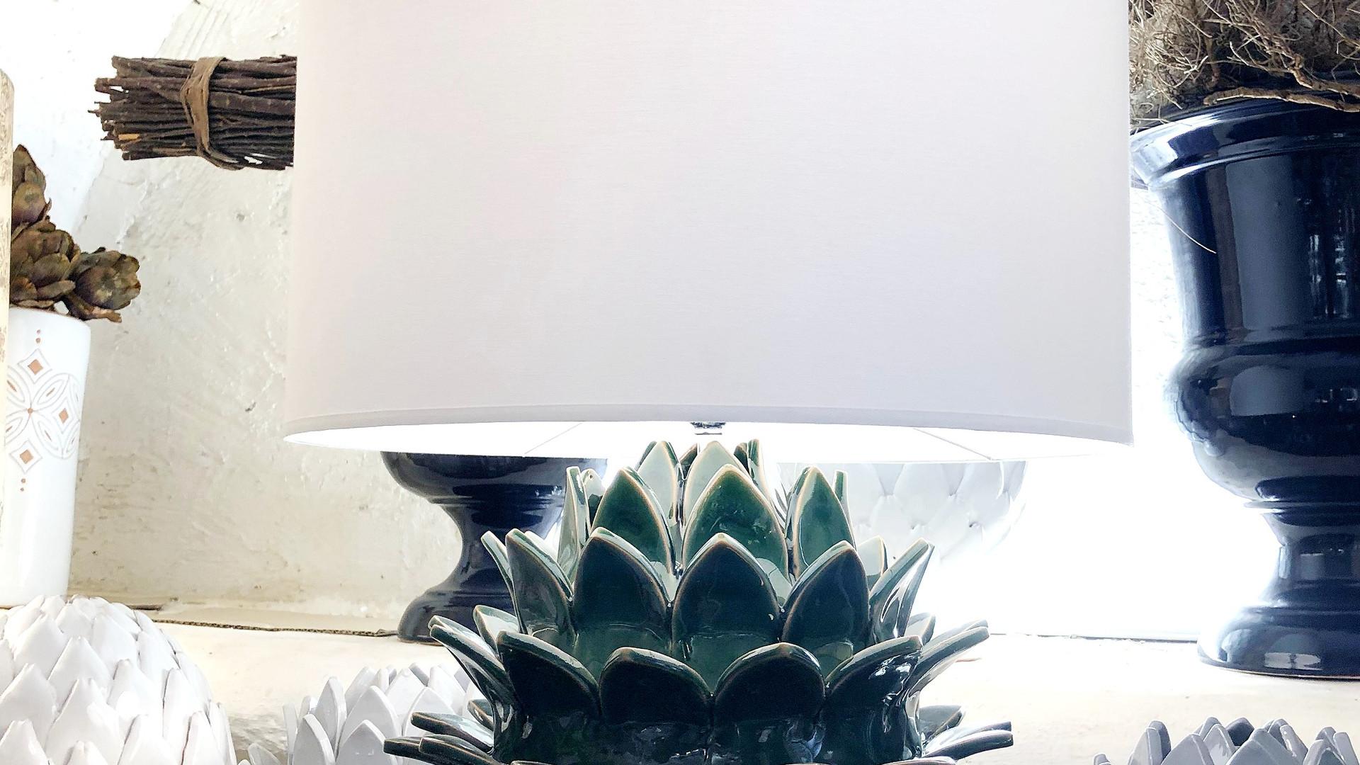 Lampe Artichaut Ouvert