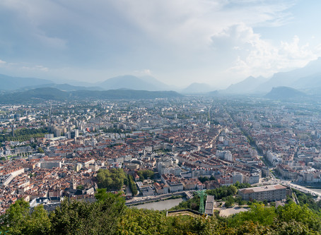 Grenoble at a glance