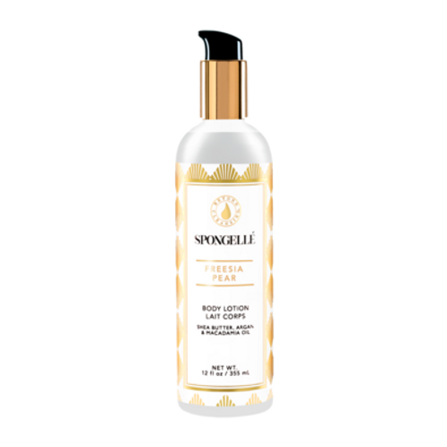 Spongelle Freesia Pear Body Lotion