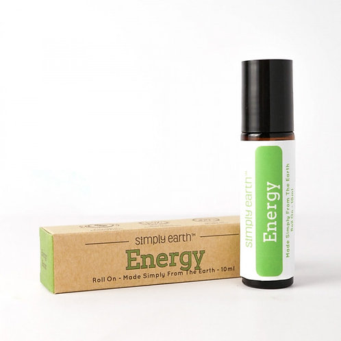 Simply Earth Energy Roll On Essential Oil