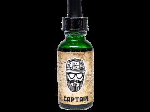 K.C. Beard Co. Captain Beard Oil