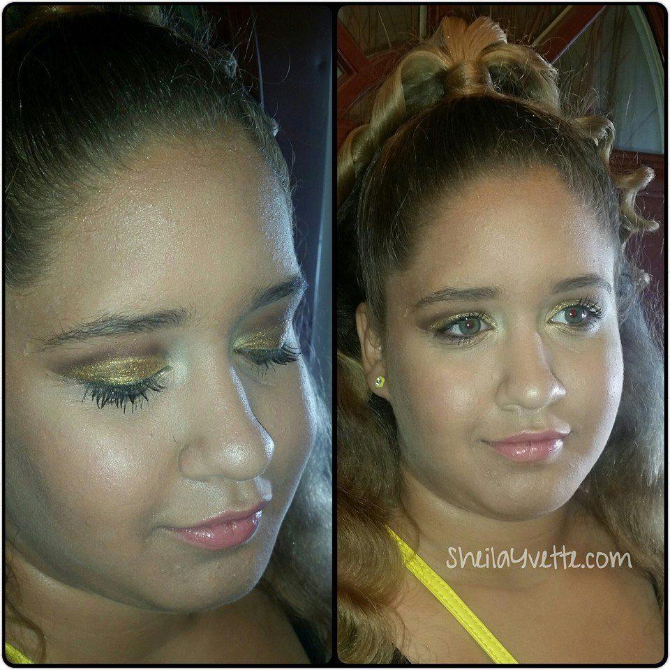 Sweet 16 Makeup Artist
