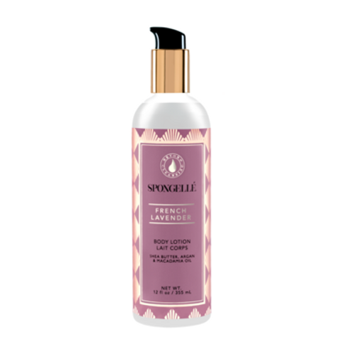 Spongelle French Lavender Body Lotion