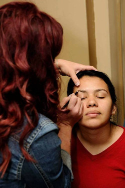 Reading Pa Prom Makeup