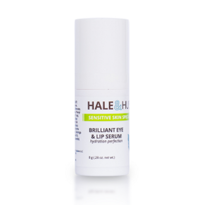 Hale & Hush BRILLIANT EYE & LIP SERUM