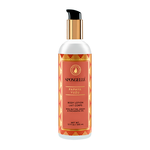 Spongelle Papaya Yuzu Body Lotion