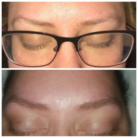 Microbading Eyebrows