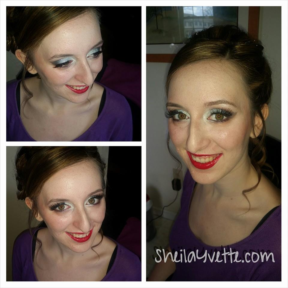 Prom Makeup Exeter PA