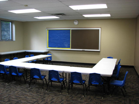 Meeting classroom 16