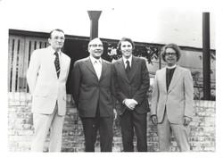 Genesis in 1975