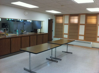 Room 6 - Lower Level Social Hall Kitchen