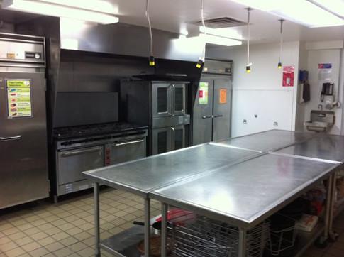 Banquet Hall- Full Sized Kitchen