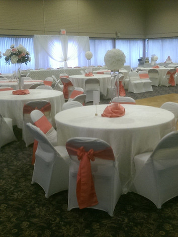 Banquet Social Hall wood parquet dance floor