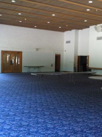 Banquet / Social Hall Rental