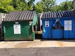 Two dumpsters side by side outside.jpg