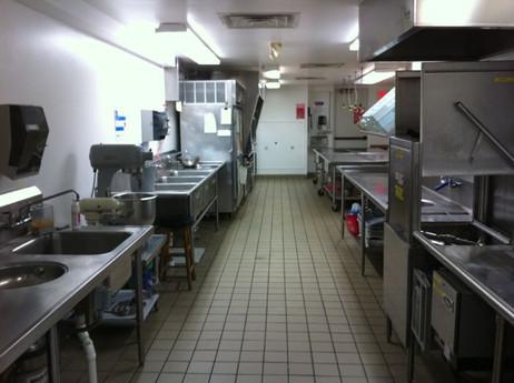 Banquet Hall-Full Sized Kitchen