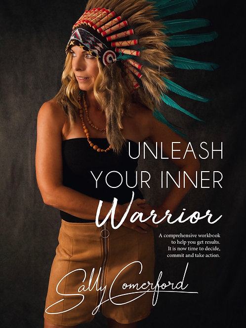 Unleash Your Inner Warrior E-Book