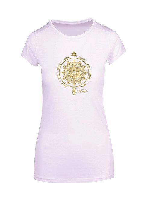 Ladies 'Symbol' Athletic T-Shirt