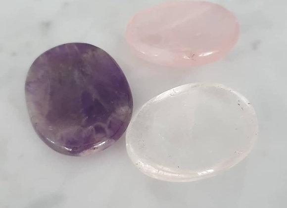 Crystal Calming Stone