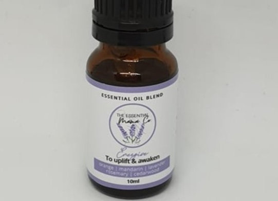 Energize - The Essential Mama Co blend 10ml