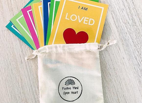 Affirmation Cards - Little Minds