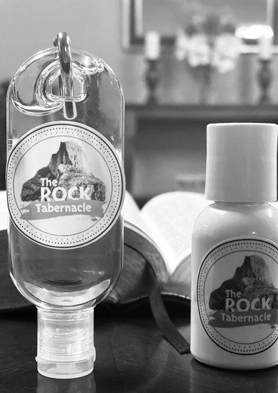 The Rock Tabernacle Stay Clean