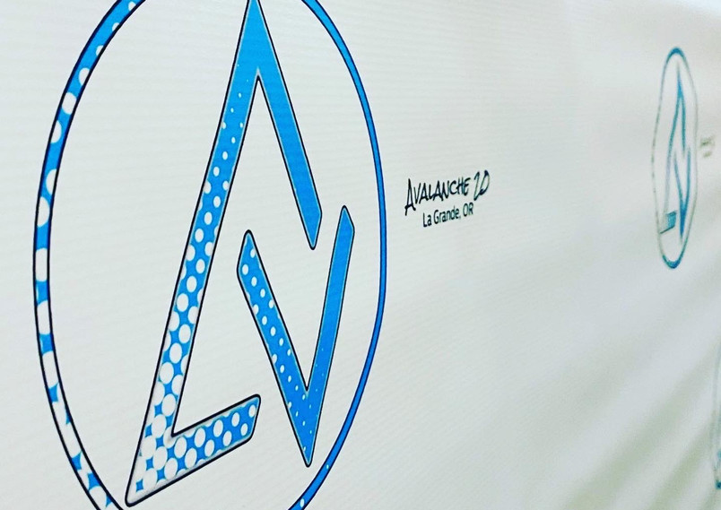 Avalanche 2020 Logo Banner