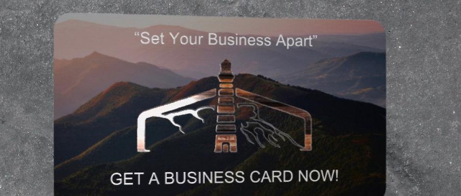 Business Cards (quantity 250)