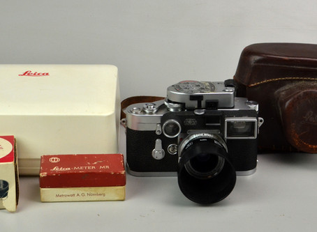 No Batteries Required, My Weekend With Leica