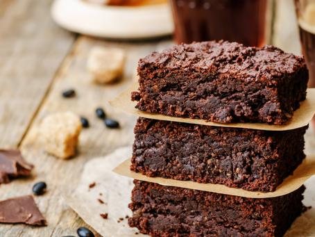 The Best Black Bean Brownies
