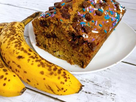One Bowl Banana Bread: Funtastic Edition